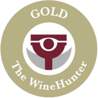 Gold 94.99/100, The Wine Hunter 2018