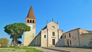Abbazia_di_San_Pietro_(San_Bonifacio),_vista_frontale